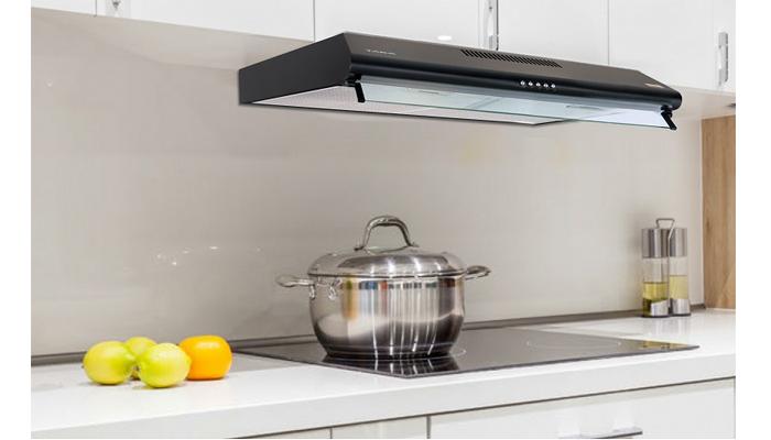 Máy hút mùi Taka HC270B sang trọng làm đẹp căn bếp nhà bạn