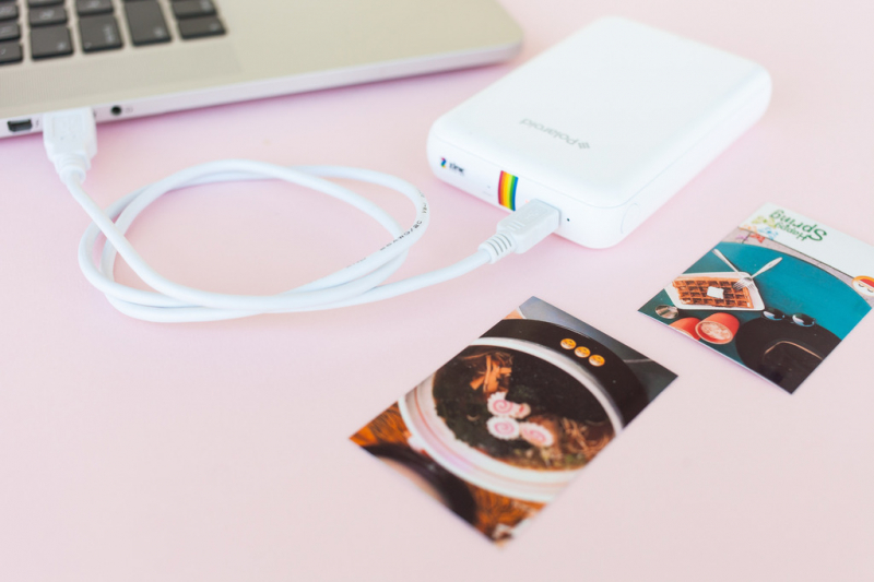 Máy in bỏ túi Polaroid ZIP