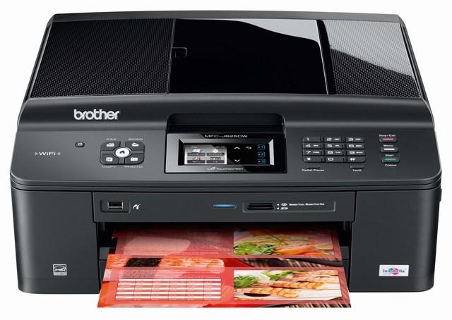 ản phẩm máy in màu Brother nổi bật với thiết kế tối ưu hóa cùng tốc độ in màu cực nhanh