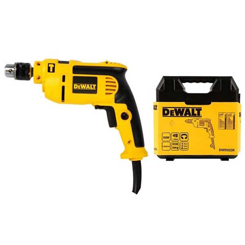 Máy khoan động lực Dewalt DWD022K-B1 550W