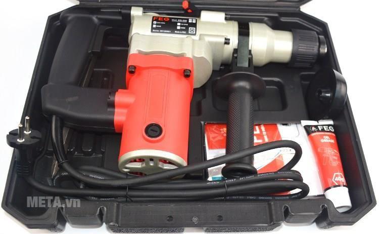 Trọn bộ máy khoan động lực FEG EG-550 (26mm).