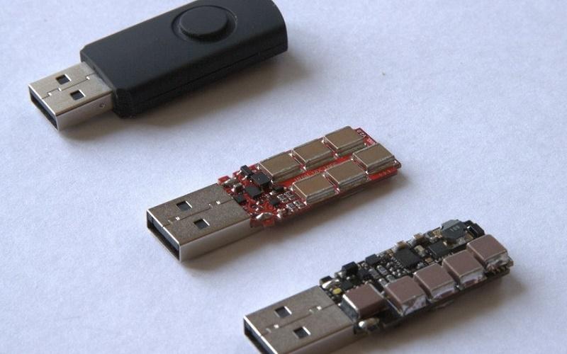 Máy không nhận USB, hay nhận nhưng Không mở được USB