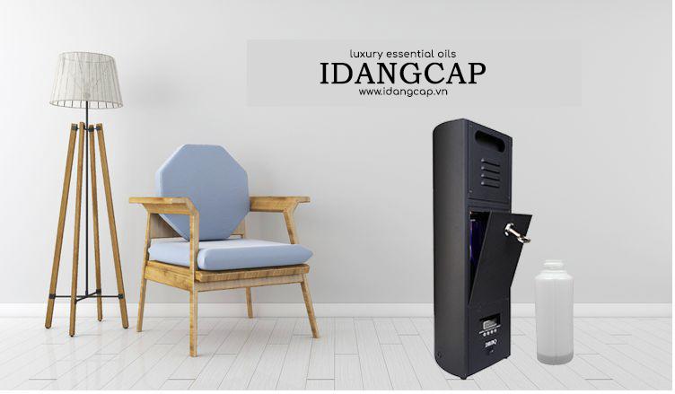 MÁY KHUẾCH TÁN IDANGCAP ID-460C