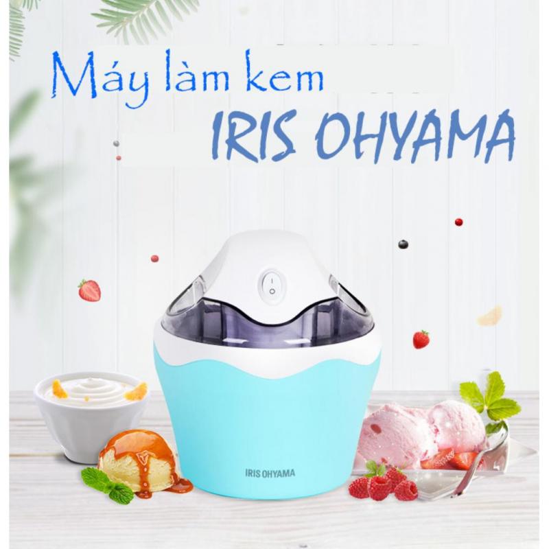 Máy làm kem IRIS Ohyama