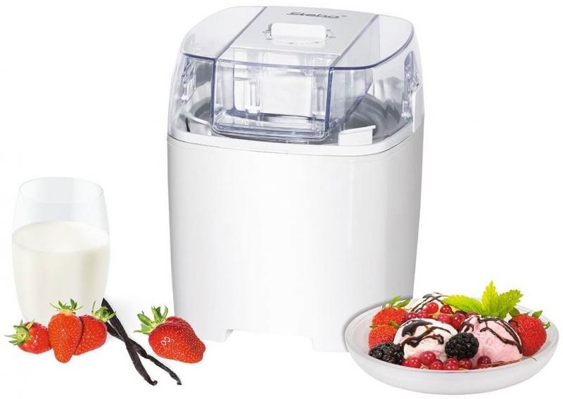 Máy làm kem Steba IC20 có thể làm được rất nhiều loại kem khác nhau theo ý muốn của bạn