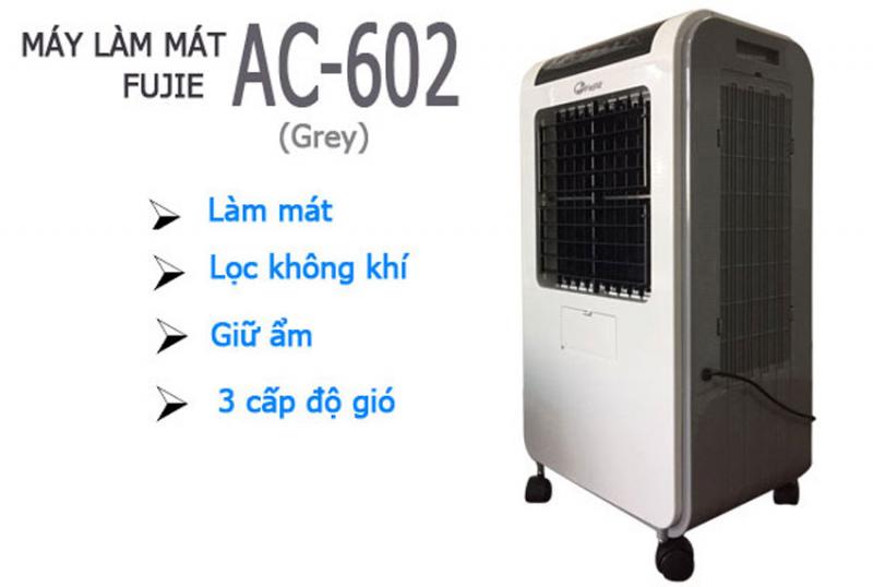 Máy làm mát Fujie AC-602 Grey