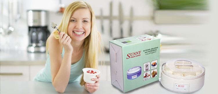 Máy làm sữa chua Sunny