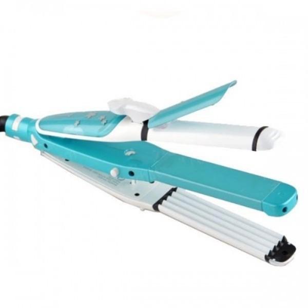 Máy uốn duỗi bấm tóc 3 trong 1 Shinon SH-8087