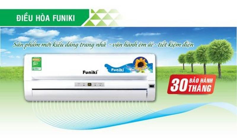 Máy lạnh Funiki 2 chiều SBH12