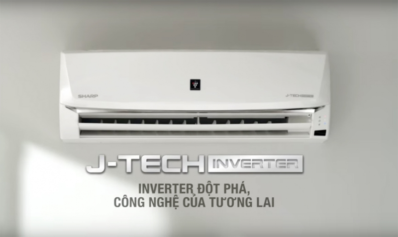 Máy Lạnh Inverter Sharp AH-X9STW 1HP