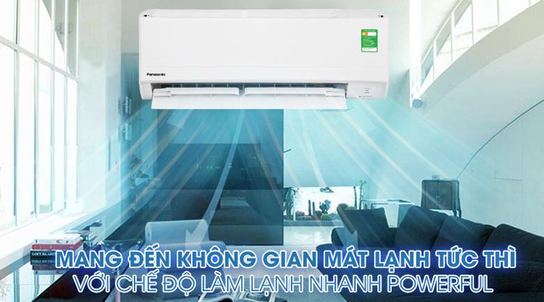 Máy lạnh Panasonic 1 HP CU/CS-N9WKH-8M