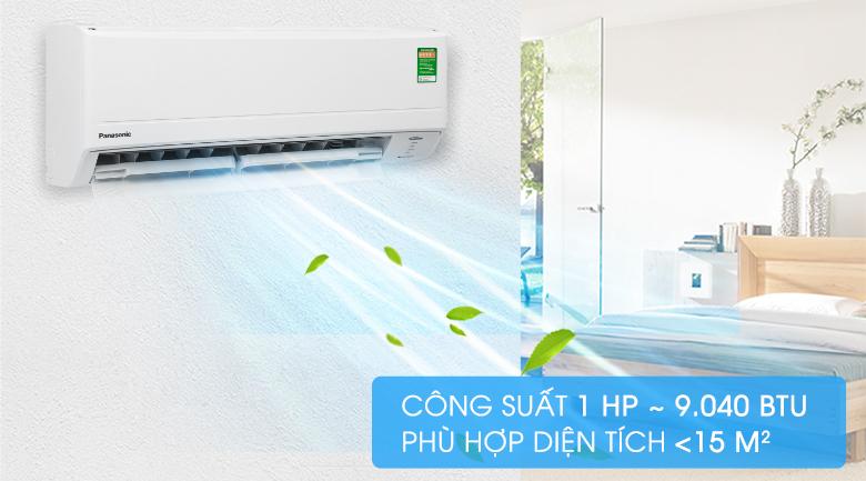Máy lạnh Panasonic Inverter 1 HP CU/CS-PU9WKH-8M