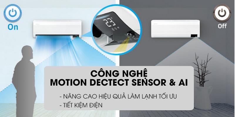 Máy lạnh Samsung Inverter 1 HP AR10TYHYCWKNSV