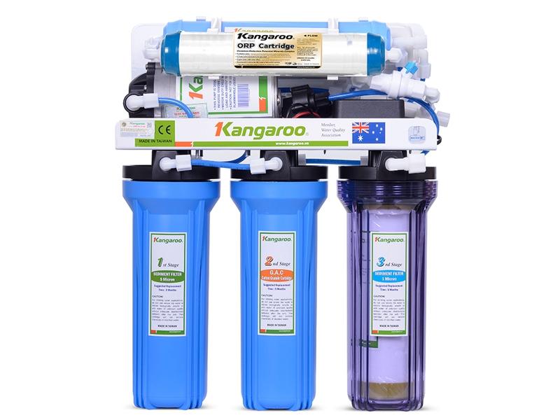 Máy lọc nước Kangaroo 6 lõi KG113