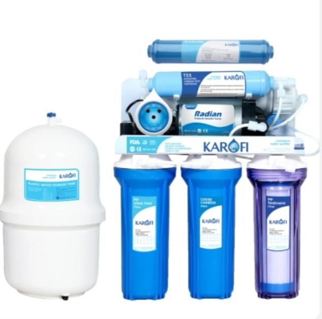 Máy lọc nước Karofi SRO 6 lõi không tủ KT-KS60