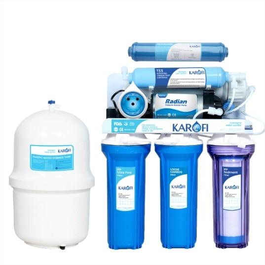 Máy lọc nước Karofi SRO KS60 (Chỉ từ 3.450.000đ - 4.000.000đ)