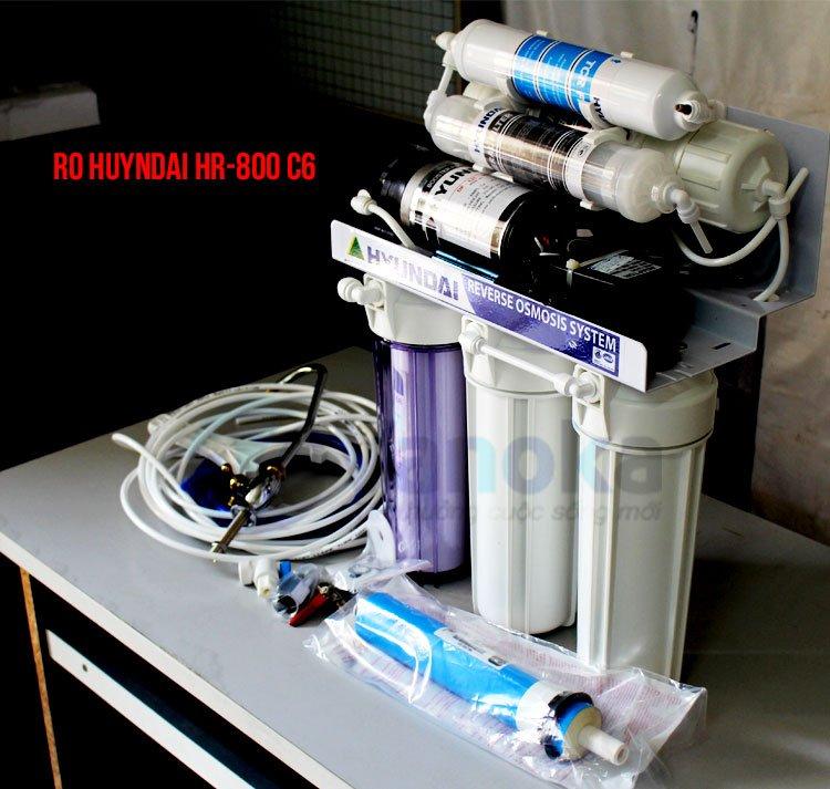 Máy lọc nước R/0 Hyundai HR-800