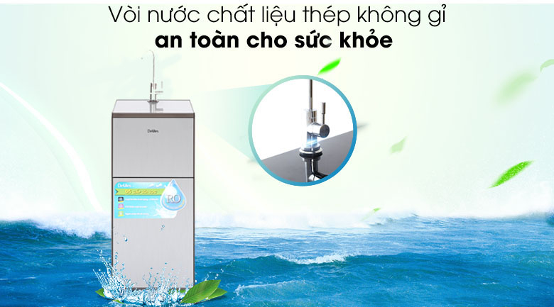Máy lọc nước R.O Delites DES0520RO 5 lõi