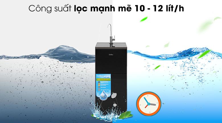 Máy lọc nước R.O Delites DES0820RO 8 lõi