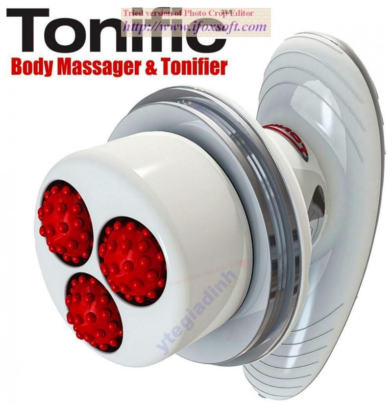 Máy massage cầm tay TONIFIX cho bạn thân hình hoàn hảo