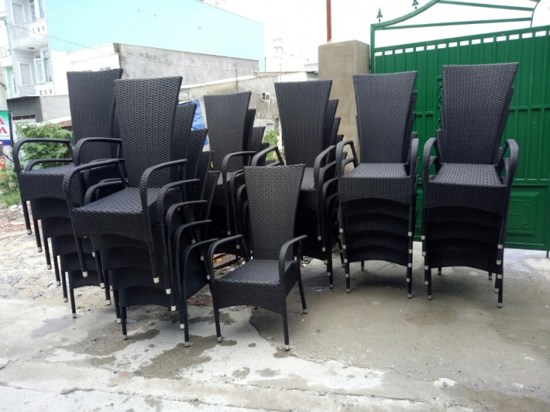 Top 5 Địa chỉ mua bàn ghế mây nhựa chất lượng, giá tốt nhất ở Hà Nội