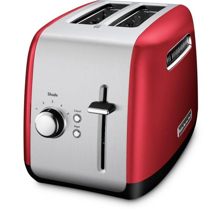Máy nướng bánh mỳ 2 ngăn điện tử KitchenAid 5KMT223GER