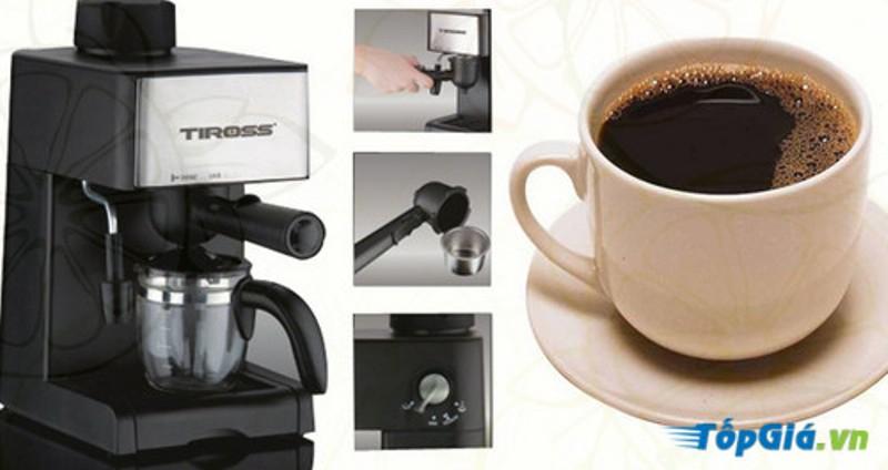 Máy pha cà phê Espresso Tiross TS-621
