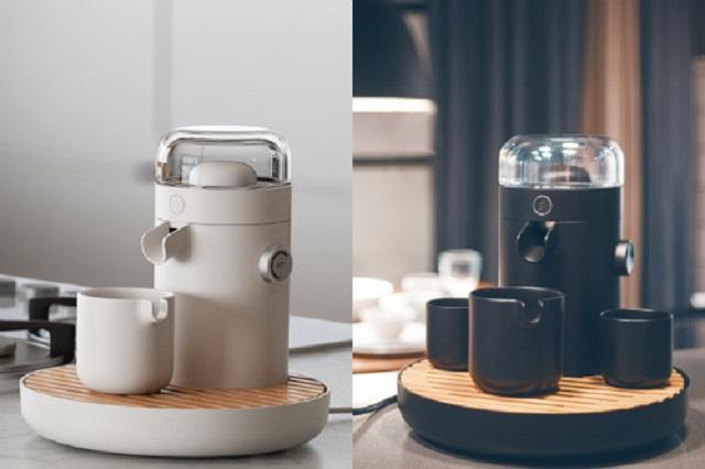 Máy pha trà thông minh kết nối smartphone Teamosa