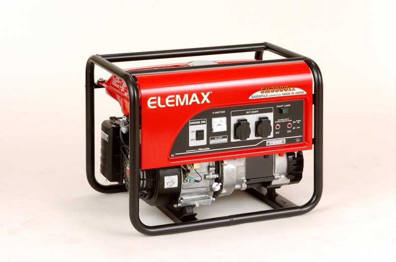 Máy phát điện chạy xăng ELEMAX SH3900EX: