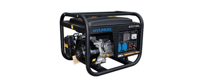 Máy phát điện xăng Hyundai HY3100LE