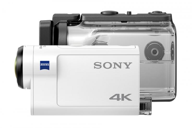 Được trang bị cảm biến CMOS cùng với bộ xử lý hình ảnh cao cấp