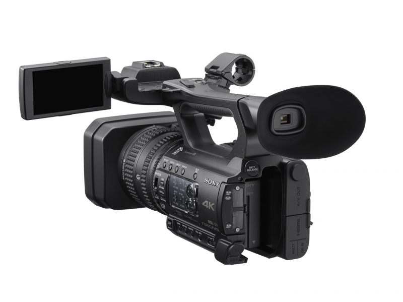 Máy quay Sony HXR-NX200 4K (PAL)