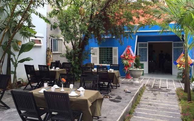 Không gian nhà hàng Mây Restaurant - Món Việt