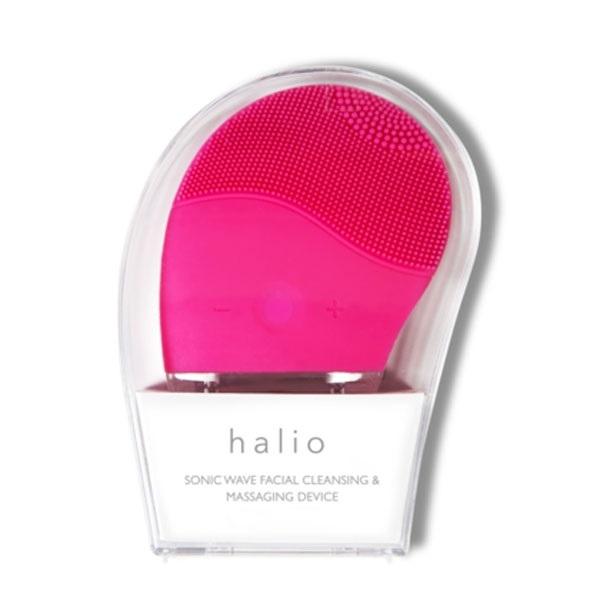 Máy rửa mặt Halio Sonic Wave Facial Cleansing & Massaging Device