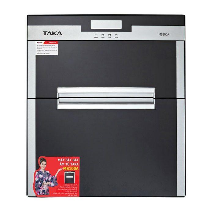 Máy sấy bát âm tủ Taka MS100A