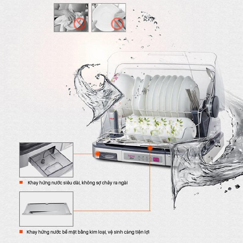 Máy sấy khử trùng chén bát Hanze BJG60
