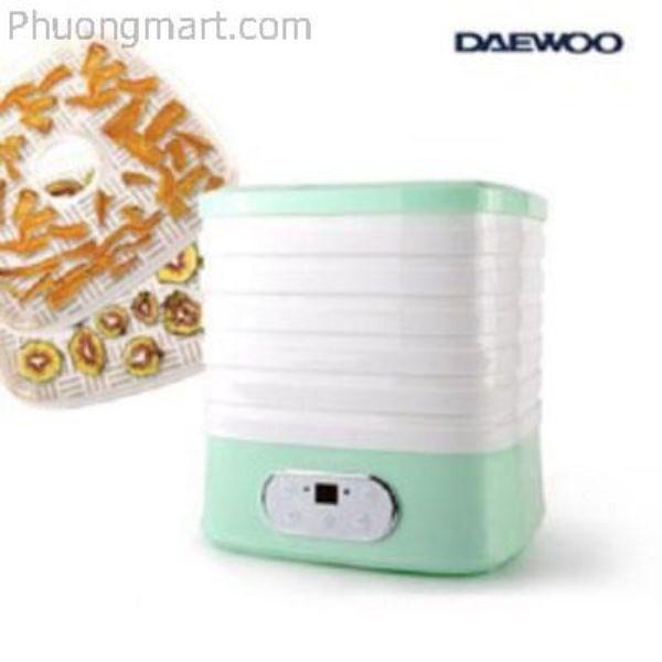 Máy sấy khô hoa quả, thực phẩm DAEWOO DEQ-D550E