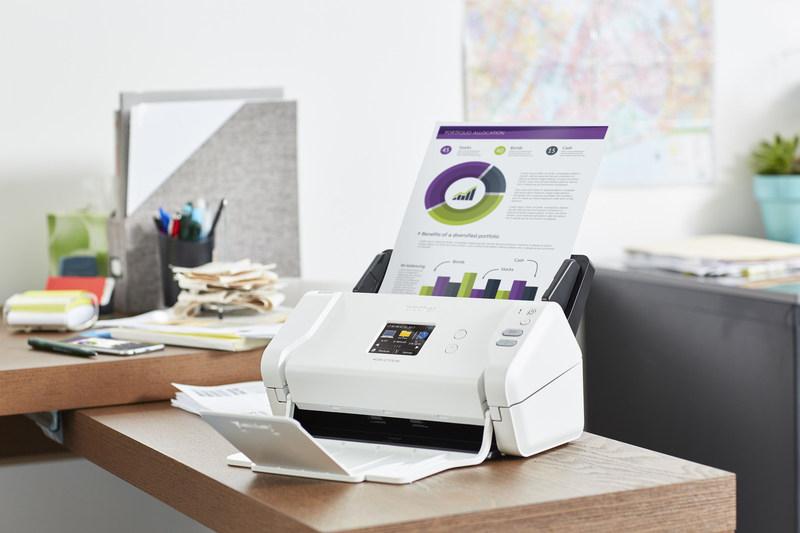 Máy scan Brother ADS-2200