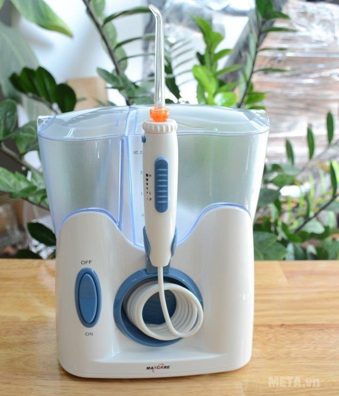 Máy tăm nước sóng siêu âm Maxcare Max 456 Plus