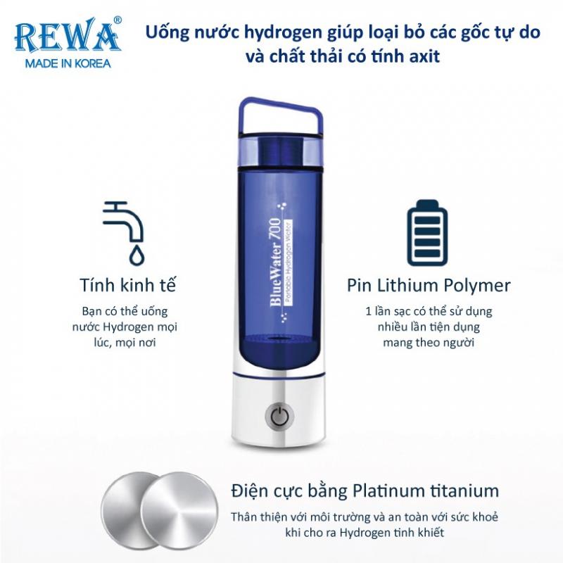 Máy tạo nước Hydrogen P700
