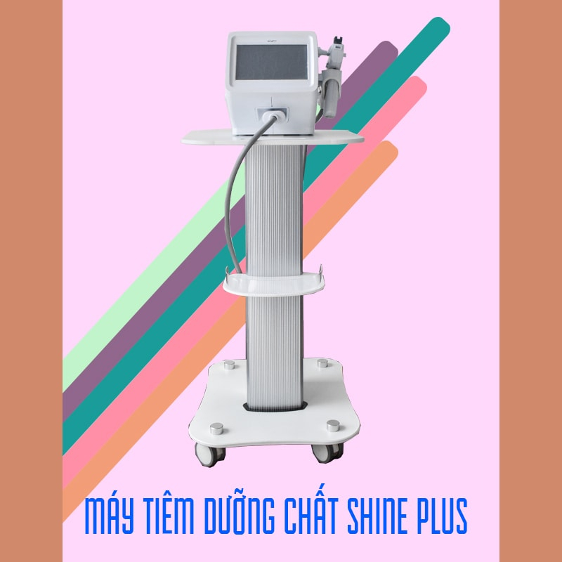 Máy tiêm dưỡng chất ShinePlus