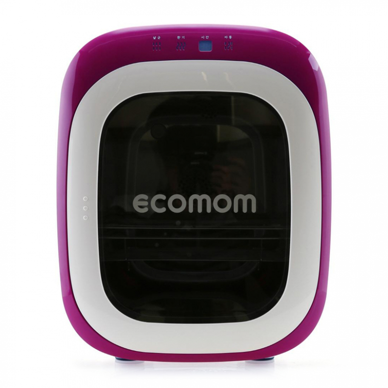 Ecomoms - Máy tiệt trùng đa năng ECO-33 (Hồng đậm):