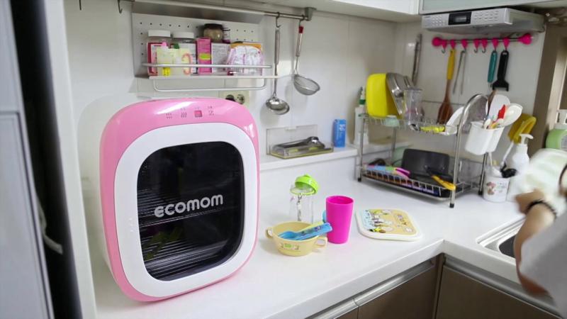 Ecomoms - Máy tiệt trùng đa năng ECO-33 sản phẩm hữu ích khi chăm sóc bé yêu