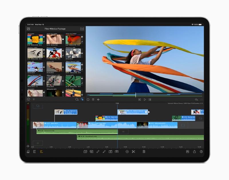 Máy tính bảng iPad Pro 11 inch Wifi 128GB