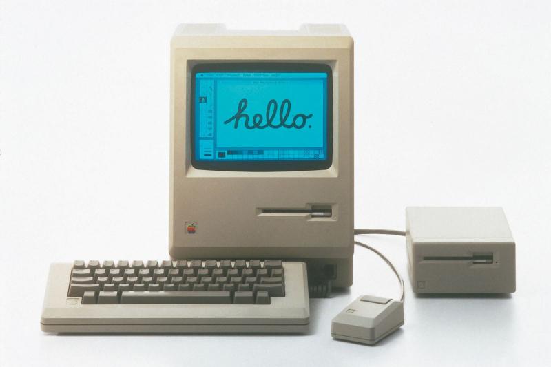 Máy tính McIntosh 128k