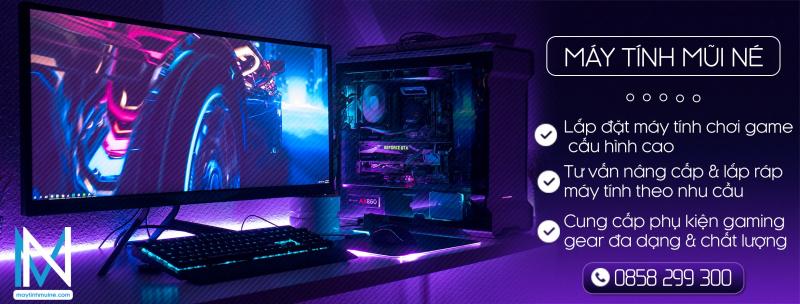 Máy tính Mũi Né