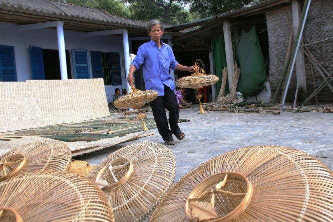 Mây tre đan Bao La
