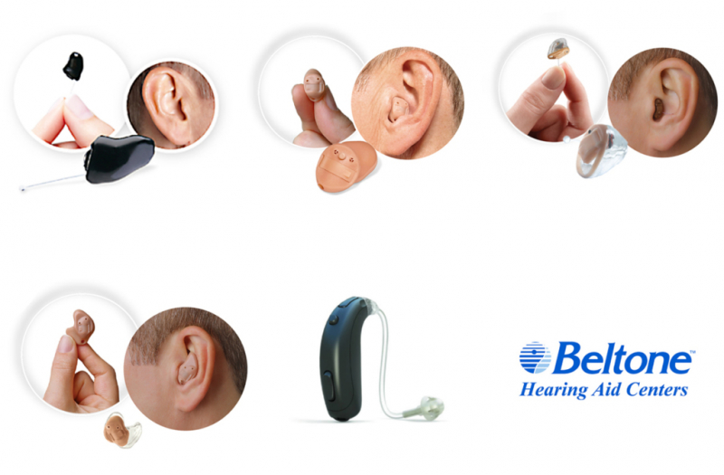 Máy trợ thính Beltone Legend
