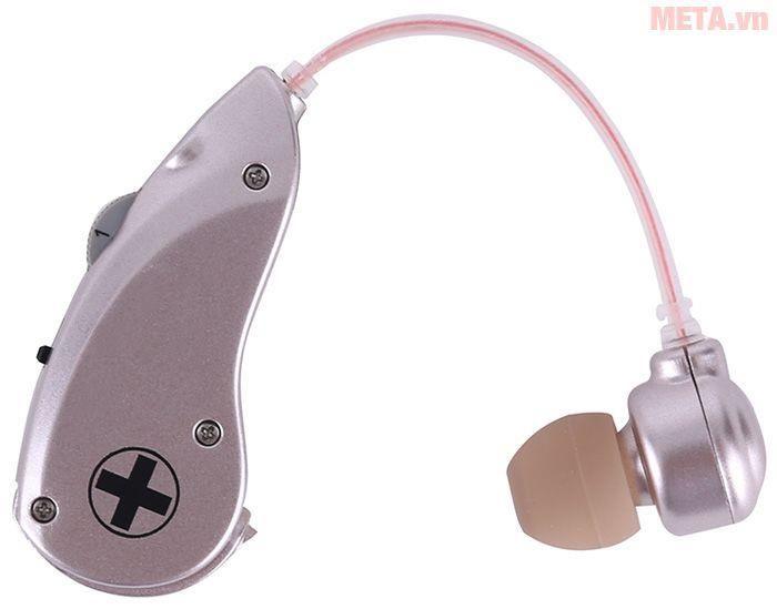 Máy trợ thính Mimitakara UP-6B51 với 6 mức điều khiển âm thanh