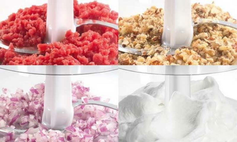 Máy Xay Thịt Bosch MMR08A1 đa năng, có thể xay nhiều loại thực phẩm khác nhau